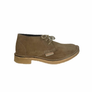 Freestyle Hunter Unisex Suede Khaki Vellie