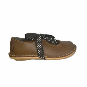 Freestyle Fern Crazyhorse Mocca Leather Shoe