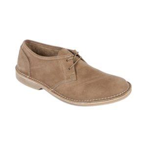 Owen Leather Shoe Limestone