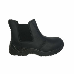 Claw SS09 Safety Black Boot