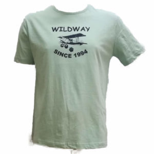 Crew Neck Mint T-Shirt
