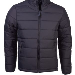 Ladies Alphine Puffer Jacket – Charcoal