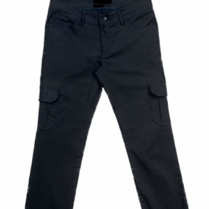 Ladies Cargo Pants Black – LAST BUY
