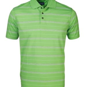 Mens Cotswold Golfer Lime/Wh/Blk