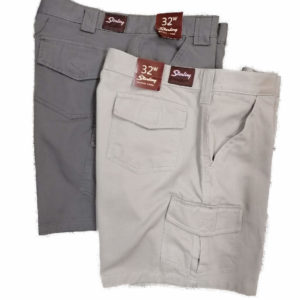 Sterling Twin Pack Shorts Khaki/Taupe